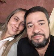 Wander Figueiredo e Viviane Almeida
